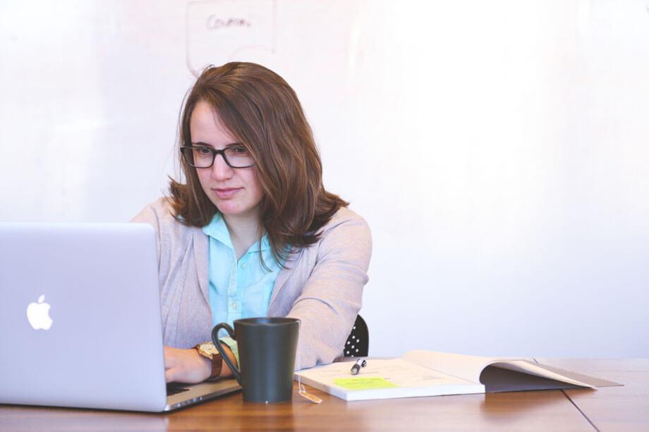 Gå kurs i att bygga en hemsida