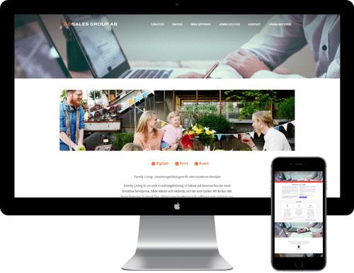 Få hjälp med din hemsida