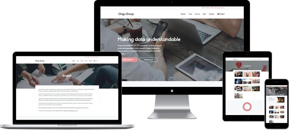 Webbdesigner i Stockholm