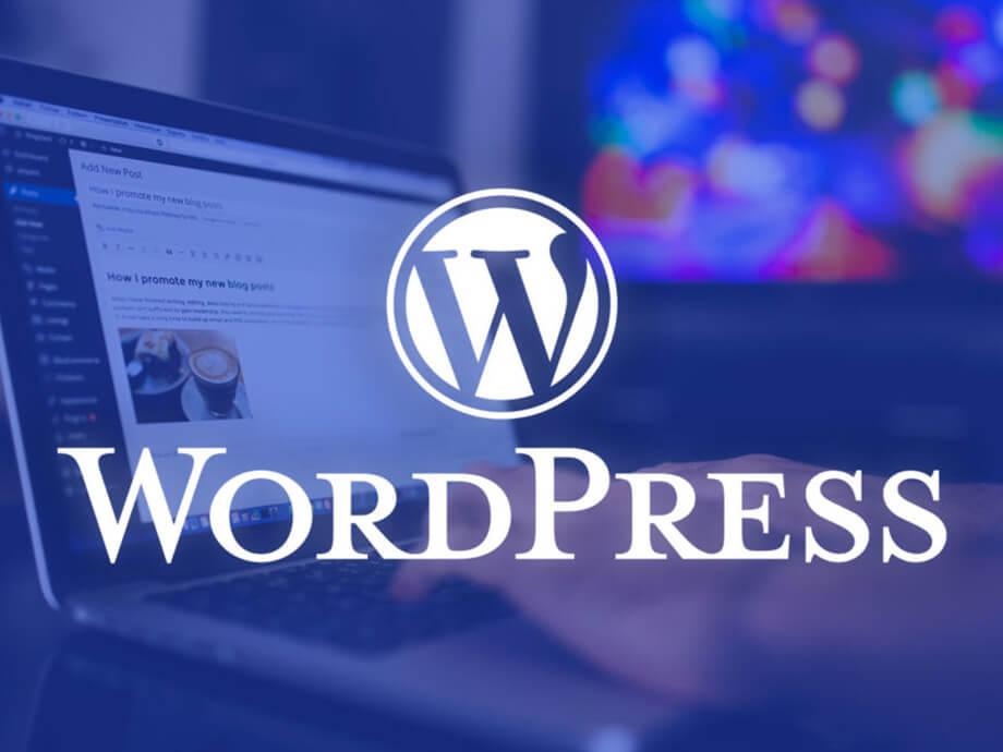 Hjälp med hemsida är WordPress specialister